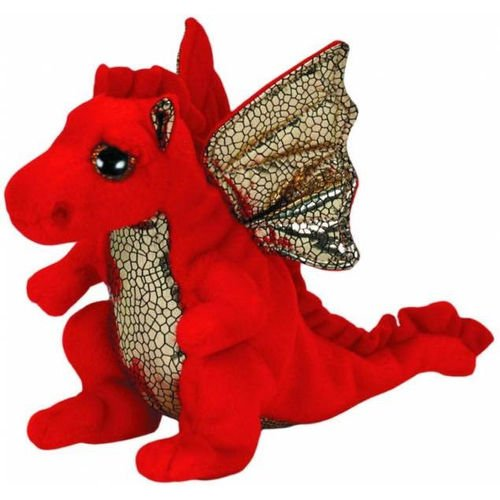 Мягкая игрушка Дракон Legend, 20 см мягкая игрушка beanie babies слоник whopper 25 см