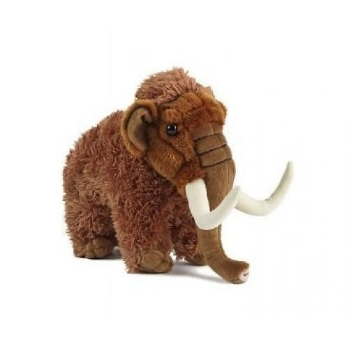 Фото - Мягкая игрушка Мамонт, 20 см мягкая игрушка мамонт 20 см