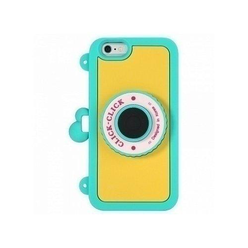 Чехол защитный для iPhone 6/6s бирюзовый цена и фото