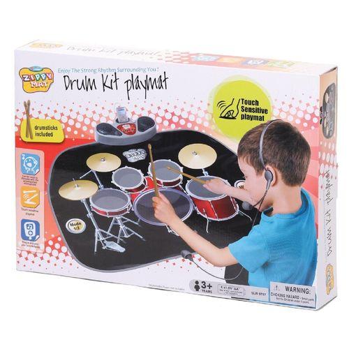 Барабанная установка Drum Mat барабанная установка best toys jb201854