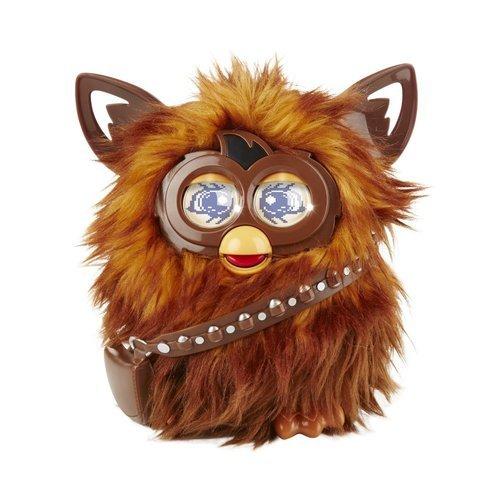Интерактивная игрушка Star Wars Фербакка цена