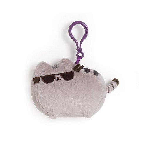 Брелок Pusheen Clip Sunglasses fc 0331 universal car sunglasses diamond glasses abs clip black