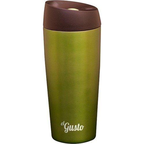"Термокружка ""Grano"", 470 мл, зеленая elgusto grano"