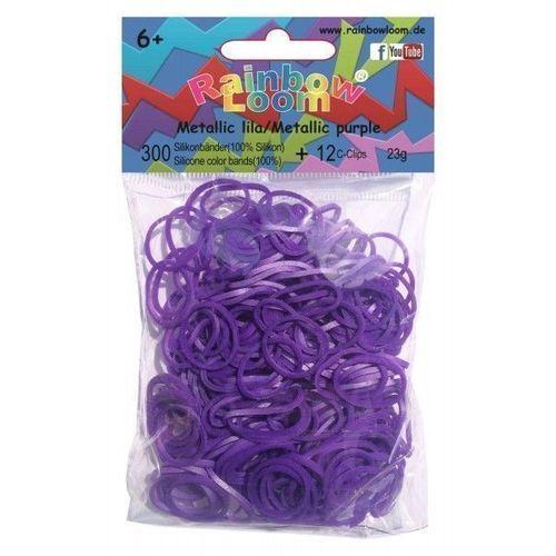 Набор резиночек Metallic Purple B0049 набор резиночек для плетения 1 toy winx т58322