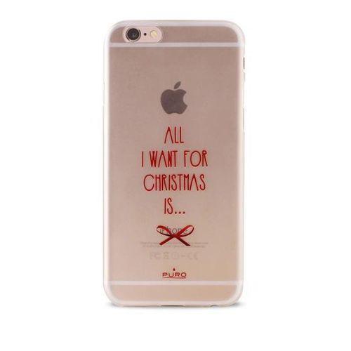 """Чехол для iPhone 6/6S """"Сhristmas. All I Want"""""""