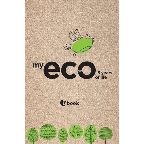 "Пятибук ""My Eco 5 Years Of Life"""