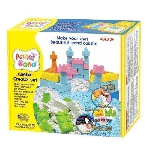 """Набор песка для игры и творчества """"Castle Creator Set"""""""
