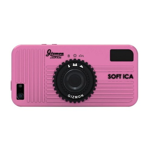 Чехол Soft iCA для iPhone 5/5S розовый чехол soft ica для iphone 5 5s розовый