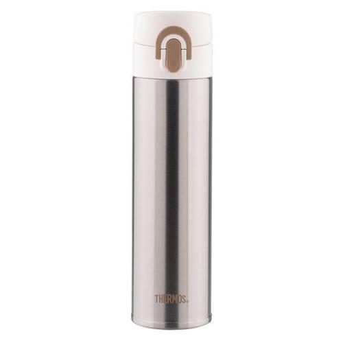 Термос JNI400-SL серебристый / белый