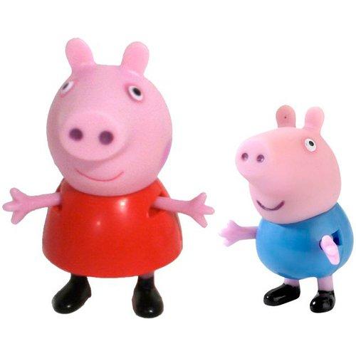 Купить Игровой набор Пеппа и Джордж , Peppa Pig, Мир героев
