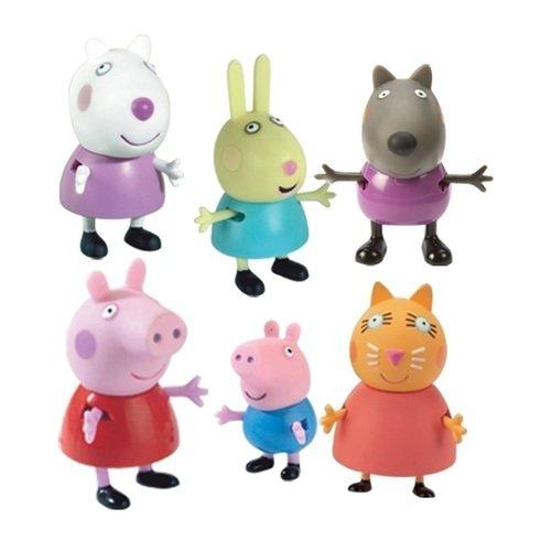 Купить Игровой набор Пеппа и друзья , Peppa Pig, Мир героев
