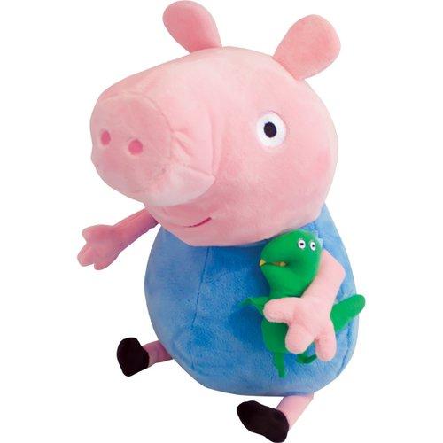 """Мягкая игрушка """"Джордж с динозавром"""", 40 см"""