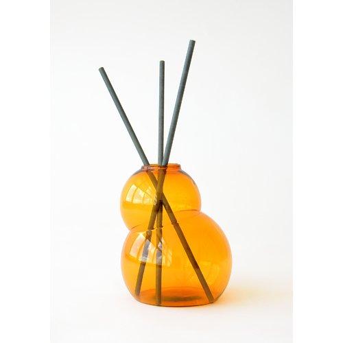 купить Ароматический диффузор Bubble, оранжевый дешево