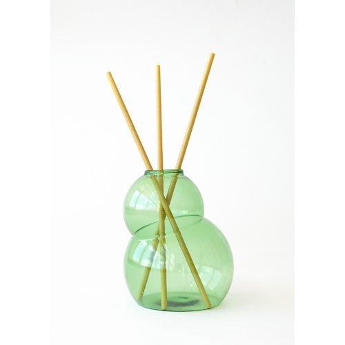 Фото - Ароматический диффузор Bubble, зеленый ароматизатор