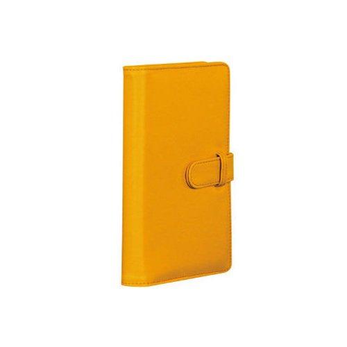 Фото - Фотоальбом Instax Mini Laporta Album Orange чемодан proffi цвет бежевый 43 х 30 х 67 см 86 л ph8645