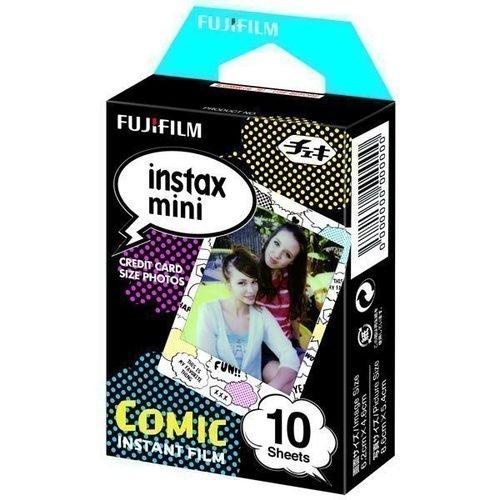 """лучшая цена Фотопленка """"Instax Mini Comic WW 1"""""""