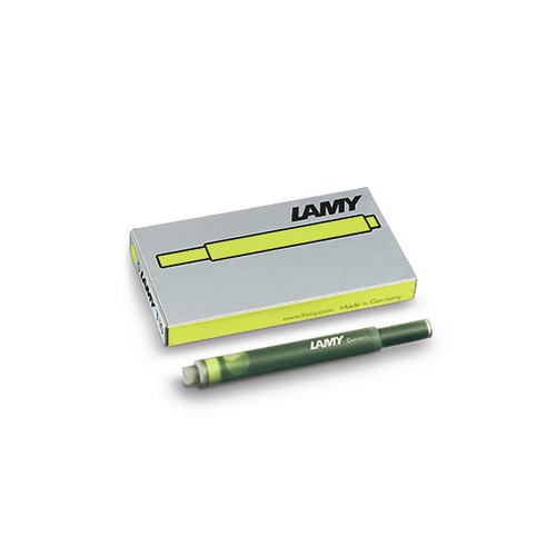 """Картриджи для перьевых ручек """"T10"""", светло-зеленые стоимость"""