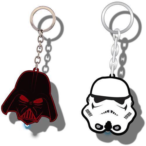 "Брелок ""Darth Vader & Storm Trooper"""