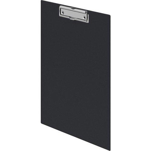 Папка-планшет с верхним зажимом А5, черная