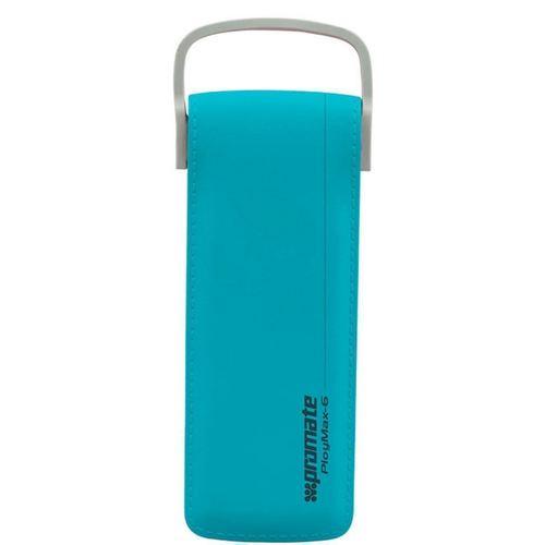 Внешний аккумулятор Polimax-6 синий смартфон
