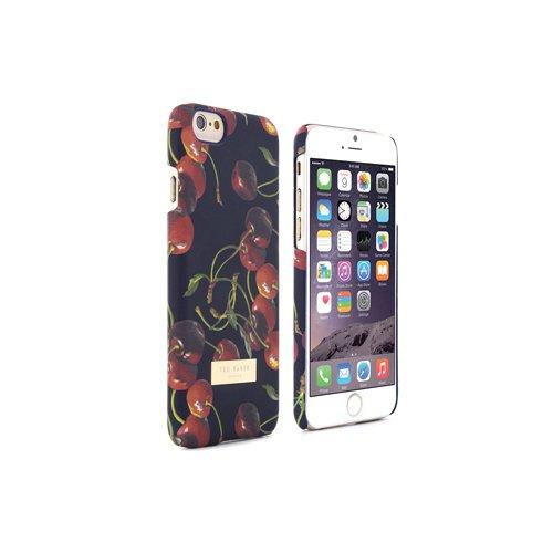 "Чехол ""Soft Feel Hard Shell"" для iPhone 6/6S ""Cheerful Cherry"""