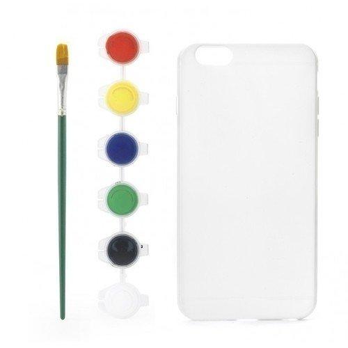 Набор для раскрашивания чехла iPhone 6 Plus аксессуар чехол ipapai для iphone 6 plus ассорти морской