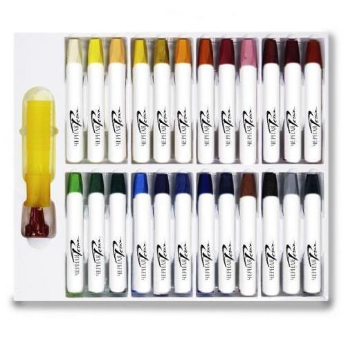 Набор масляной пастели, 24 цвета
