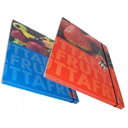 """Папка с тремя карманами """"Fruits"""" А4"""