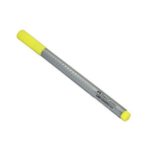 Капиллярная ручка Grip, 0,4 мм, желтый кадмий капиллярная ручка grip 0 4мм набор цветов в тубе 10 шт