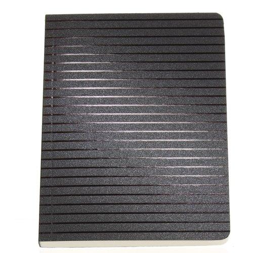 Блокнот Shimmer А6 ониксовые полосы блокнот shimmer а6 кремовый горох