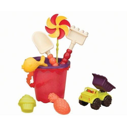 Купить Набор для песочницы Sands Ahoy! , Battat, Игрушки для малышей