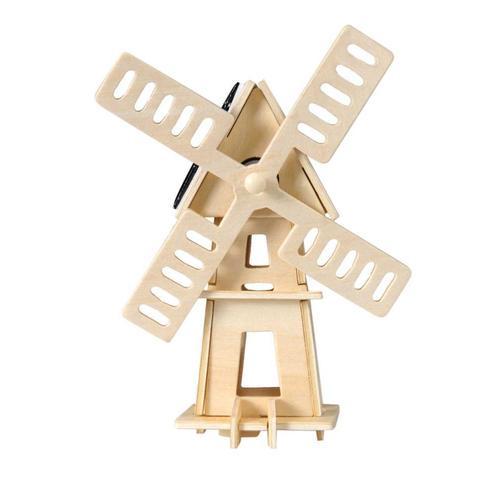 Пазл 3D Мельница egmont toys сборная модель egmont toys самолет на солнечной батарее