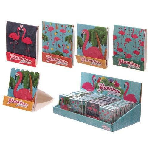Пилка для ногтей Funky Flamingo dewal professional пилка для ногтей прямая белая 80 80 18 см