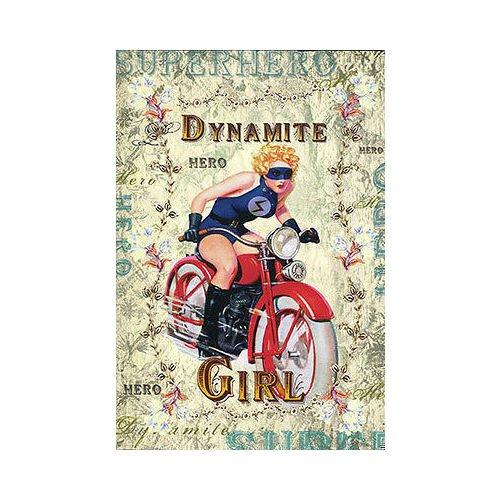 Блокнот Bikini. Tres Chic. Dynamite Girl А5 funko pop vinyl фигурка games borderlands lilith the siren