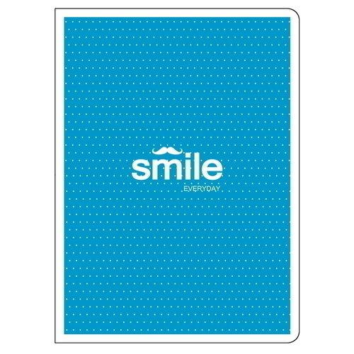 """Тетрадь """"Smile"""" B5, 40 листов, в клетку, 19 х 26 см"""