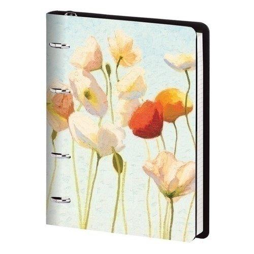 """Тетрадь """"Fleur"""" А5, 120 листов, в клетку"""