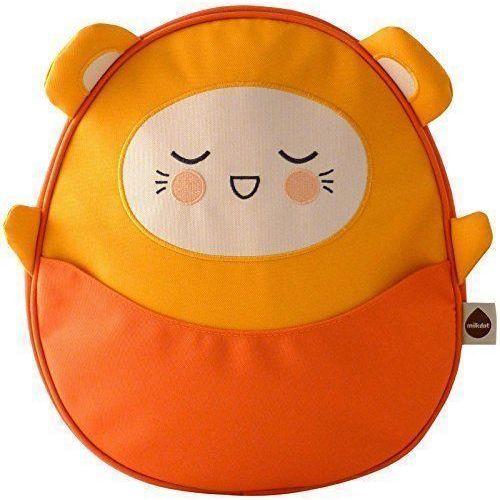 """Рюкзак """"Kawaii Charlie"""", 10 х 27 30 см, оранжевый"""