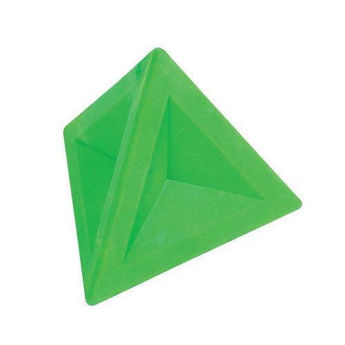 Ластик треугольный зеленый цена
