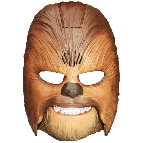 Электронная маска Чубакки