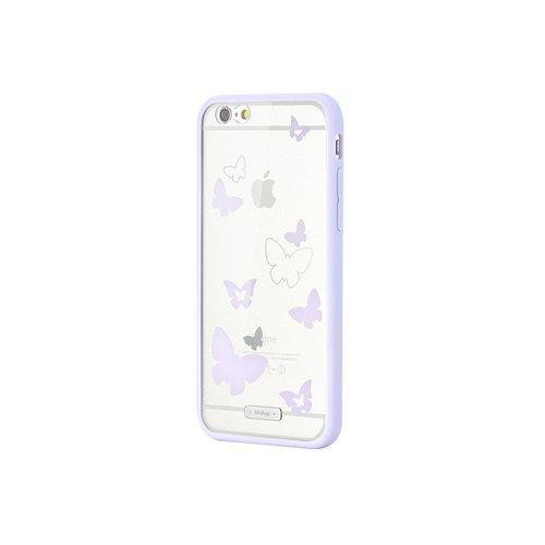 """Чехол защитный """"Romancy"""" для iPhone 6/6s светло-фиолетовый цена и фото"""