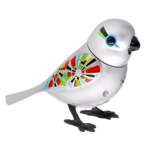 Интерактивная игрушка Птичка с кольцом digibirds интерактивная игрушка птичка lacy