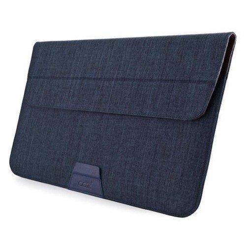 Чехол-подставка для ноутбука Stand Sleeve 11-12, синий цена