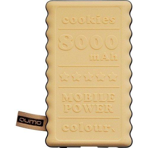 """Портативное зарядное устройство """"PowerAid Biscutt"""""""
