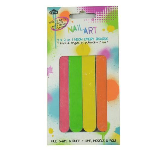 Набор пилок для ногтей Neon krasotkapro набор пилок 150 220