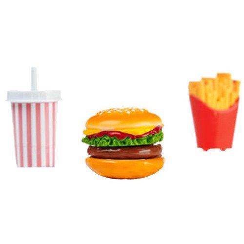 """Бальзам для губ """"Fastfood"""" недорого"""