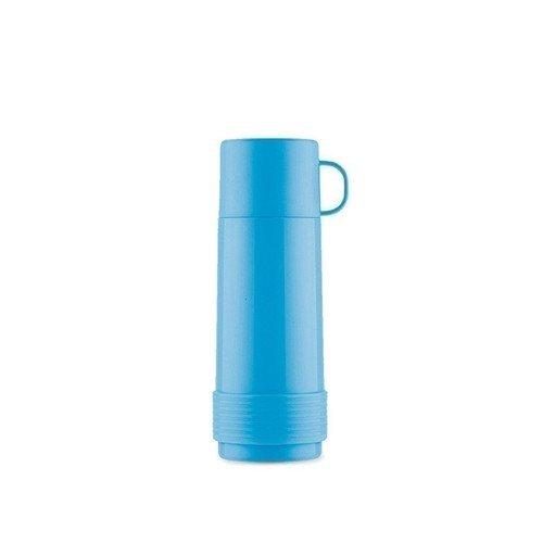 Термос со стеклянной колбой 6121/139, 500 мл, голубой термосы thermoсafe by thermos термос со стальной колбой ttf 503 b blue 500ml
