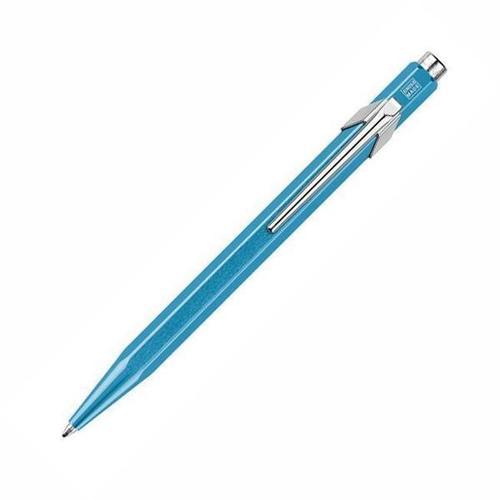 Ручка шариковая Office Popline Metal-X, синяя ручка шариковая carandache office popline metal x 849 850 корпус фиолетовый m синие чернила подар