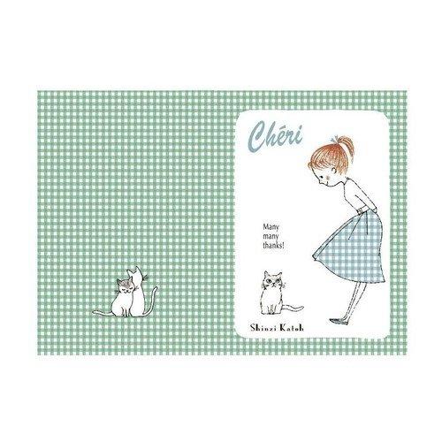 """цена на Блокнот """"Shinzi Kato / Cheri"""" А5"""