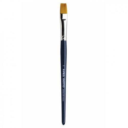 Кисть синтетическая № 16 Brush Art 600 альбатрос кисть хобби синтетическая плоская 16