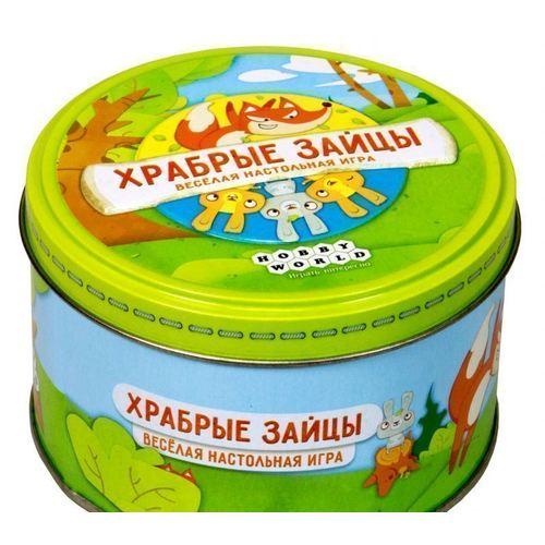 """Настольная игра """"Храбрые зайцы"""" цены онлайн"""